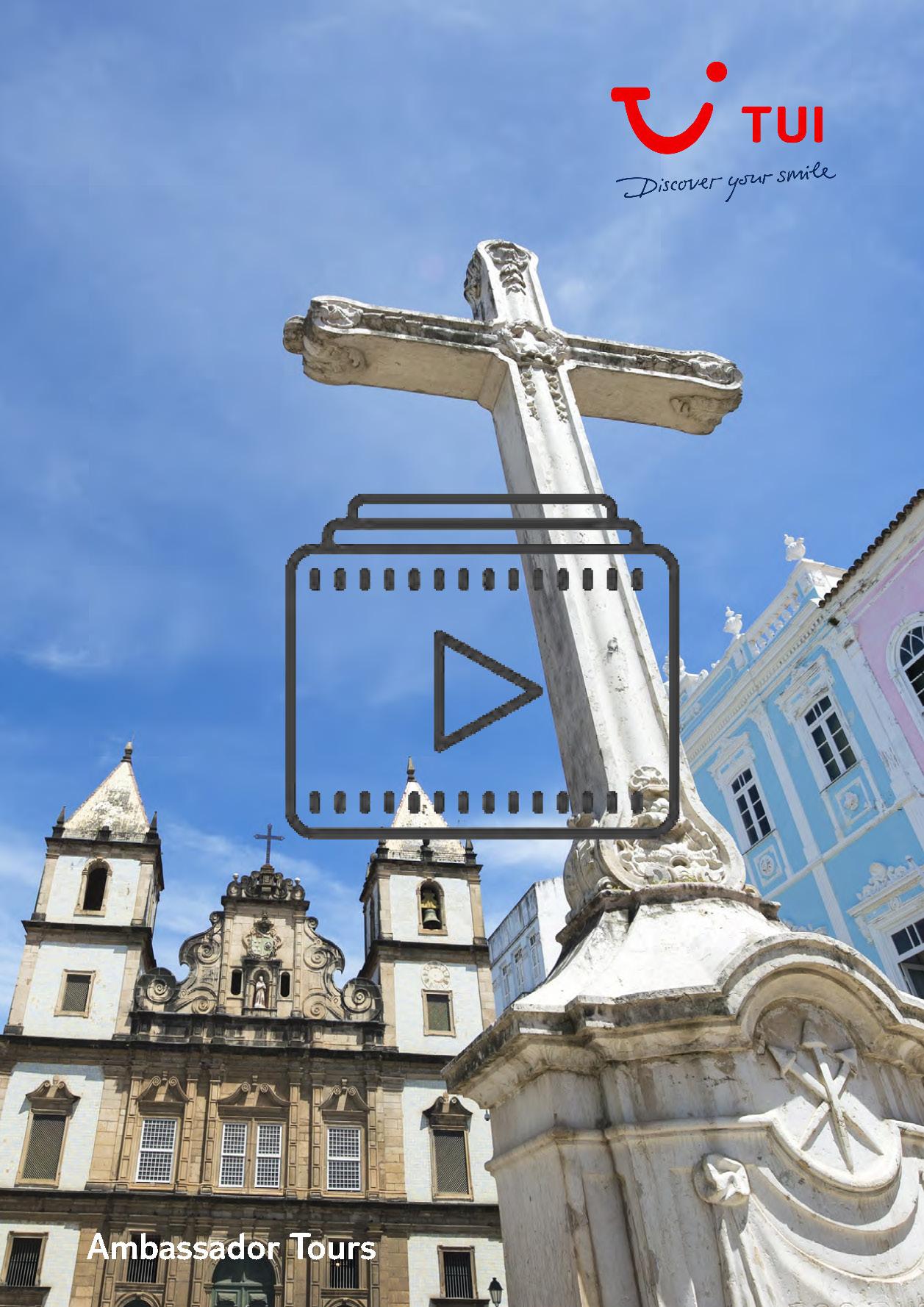 Video TUI Brasil 6 Salvador de Bahia
