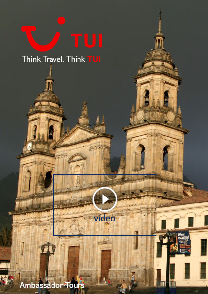 Video TUI Colombia 2016