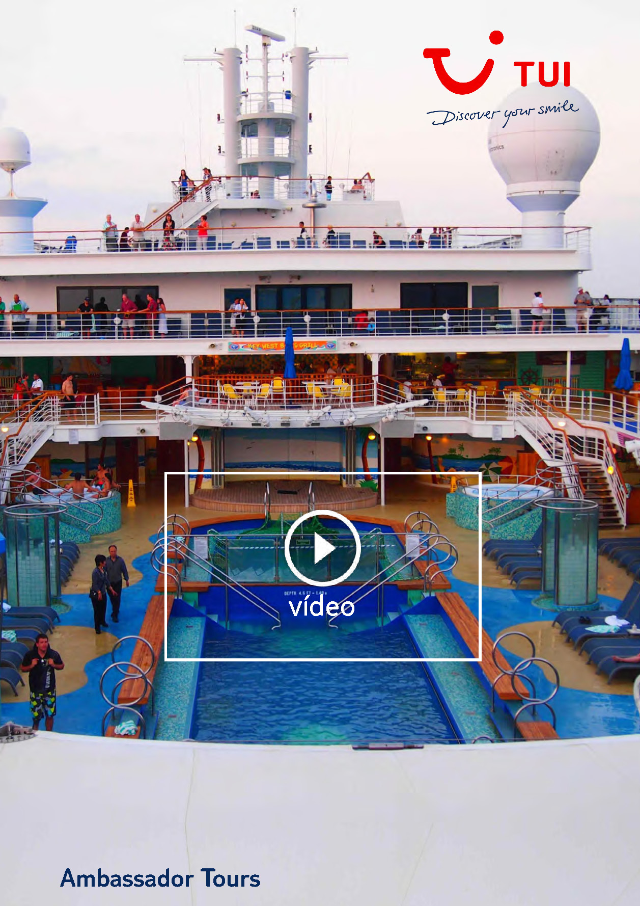 Video TUI Crucero Hawaii 1