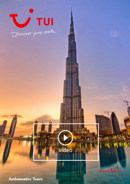 Video TUI Dubai 2