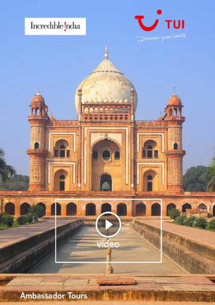 Video TUI India 2