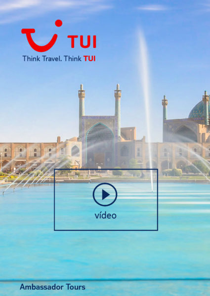 Video TUI Iran 2 Isfahan