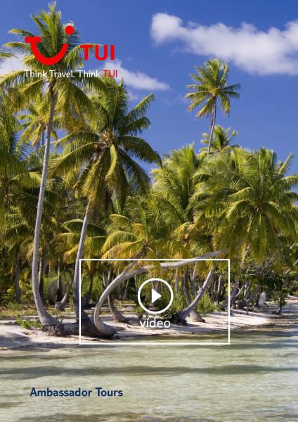 Video TUI Islas Cook 1