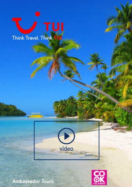 Video TUI Islas Cook 2