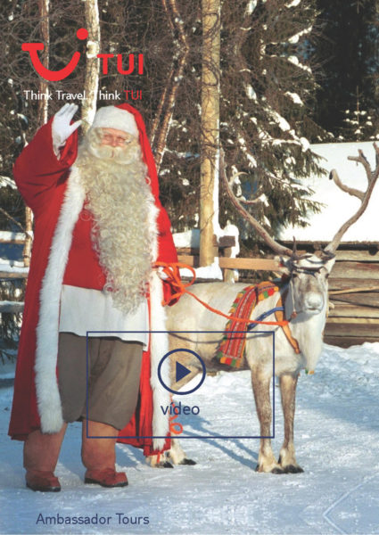 Video TUI Laponia en Navidad 2