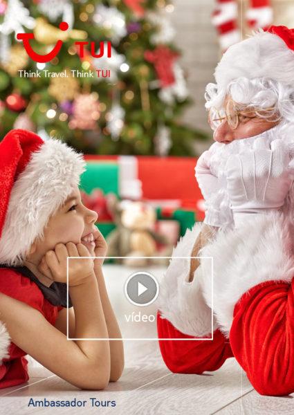Video TUI Laponia en Navidad