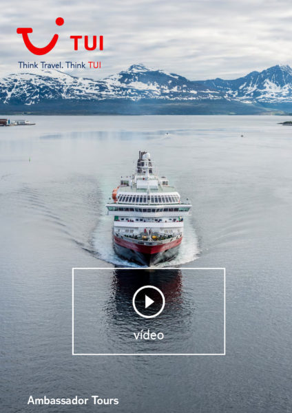 Video TUI Noruega 5 Cruceros Hurtigruten