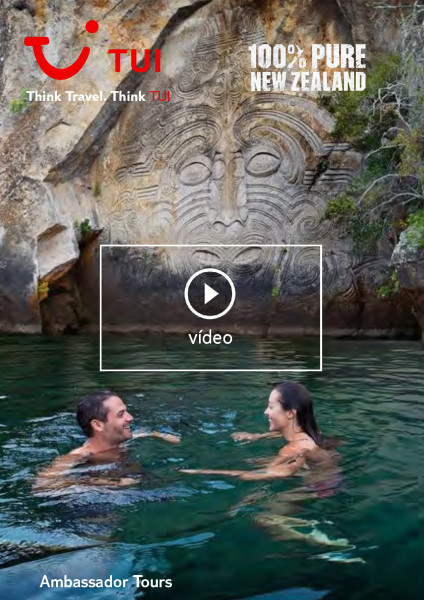 Video TUI Nueva Zelanda 3