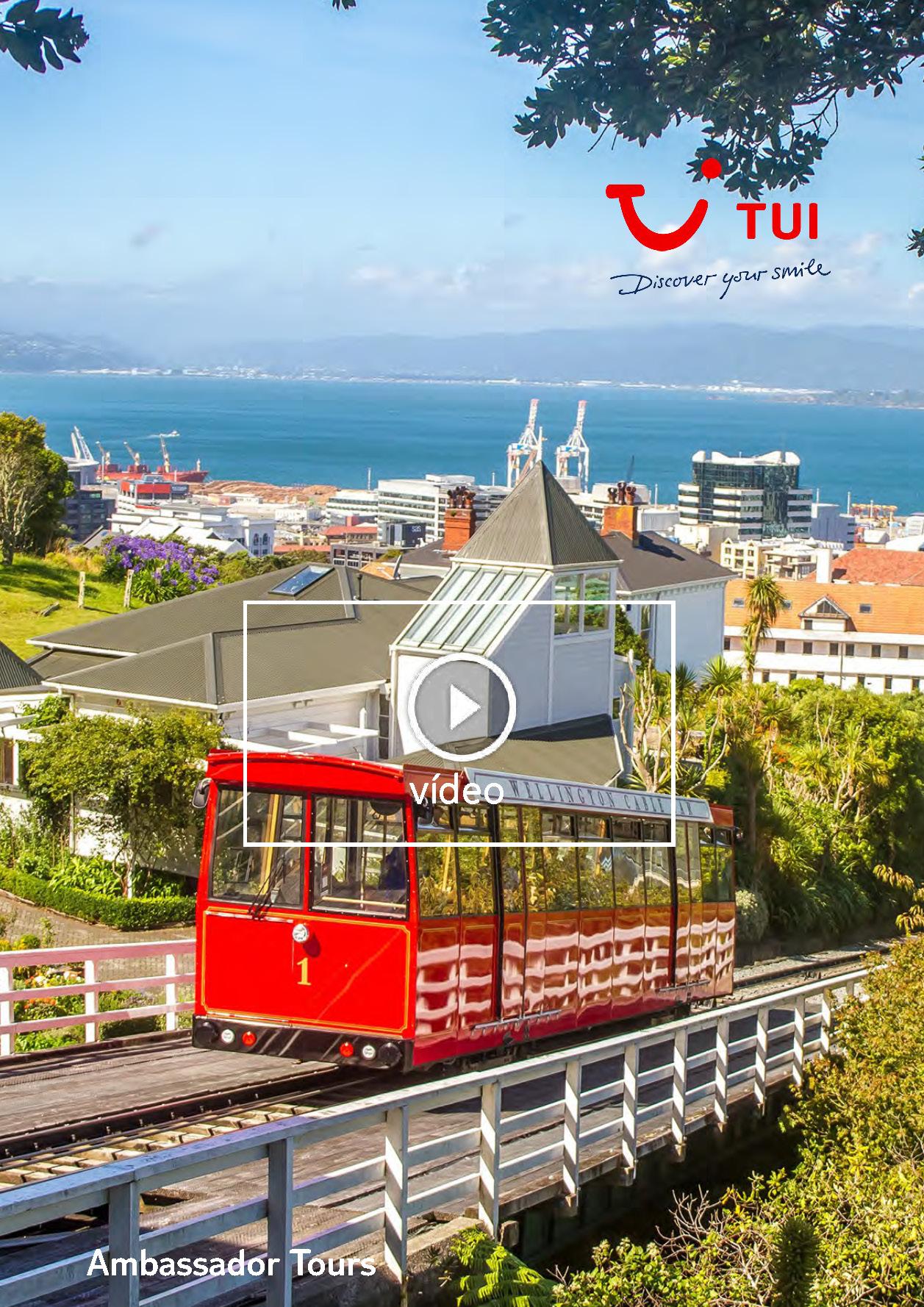 Video TUI Nueva Zelanda 8 Wellington