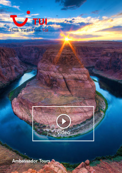 Video TUI Oeste Americano 1