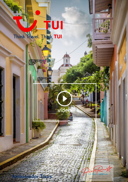 Video TUI Puerto Rico 1