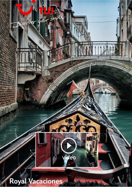 Video TUI Venecia y Verona 1