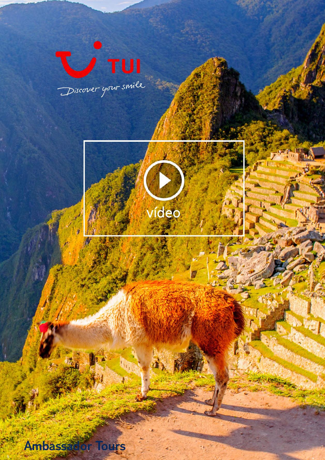 Vídeo TUI Perú 3 Cusco 1
