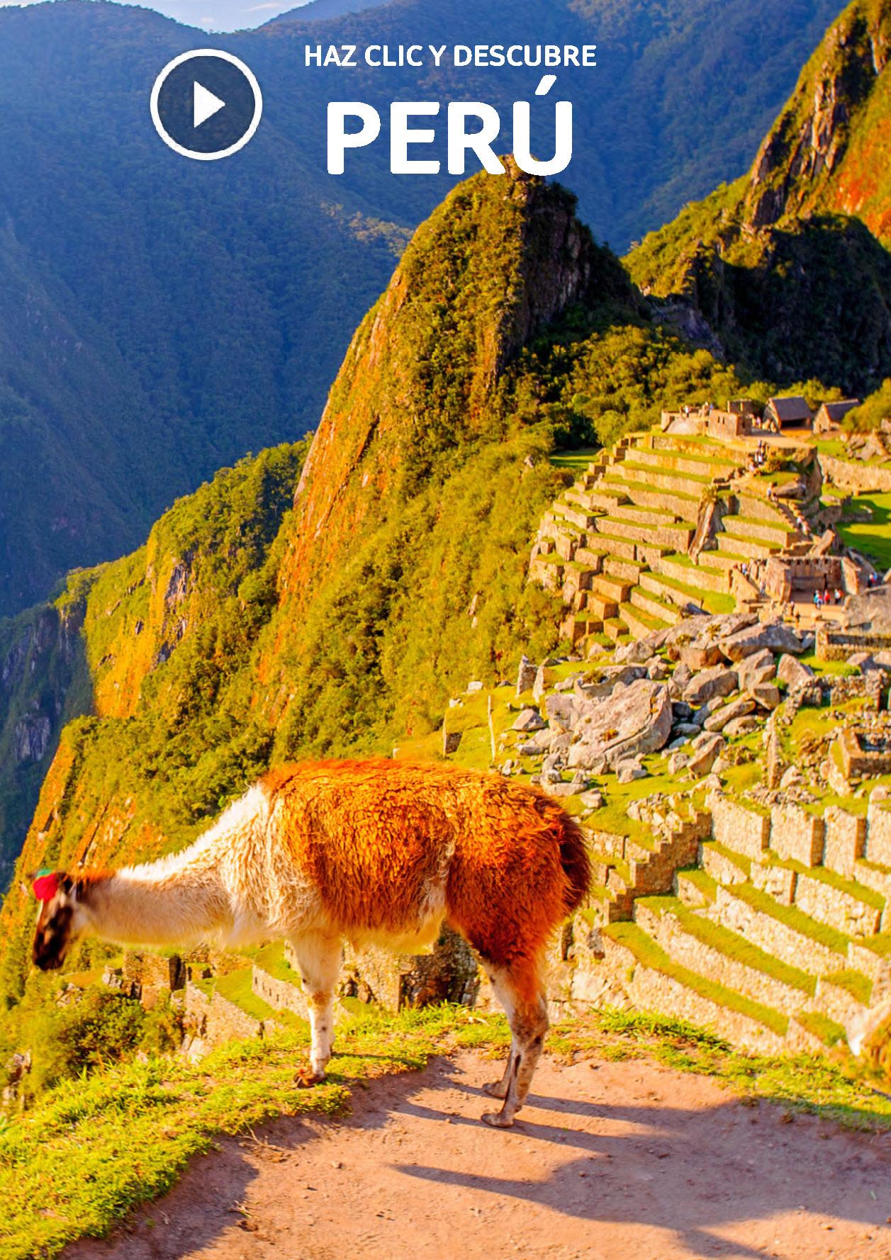 Vodeo TUI Peru 4