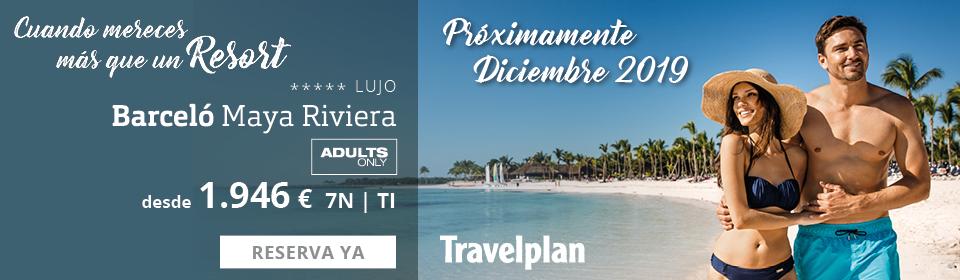 Ofertas Travelplan Barceló Riviera Maya