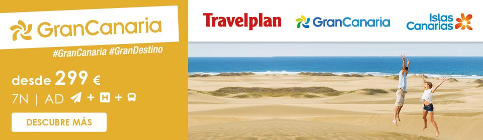Ofertas Travelplan Gran Canaria