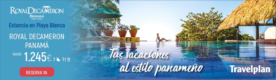 Ofertas Travelplan Playa Blanca Panamá